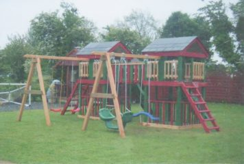 Double Tower Play Centre