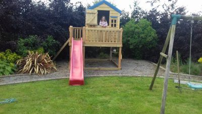 Garden Playhouses in Limerick