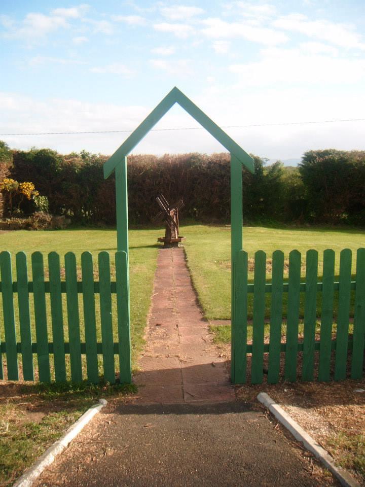 Timber Garden Fencing
